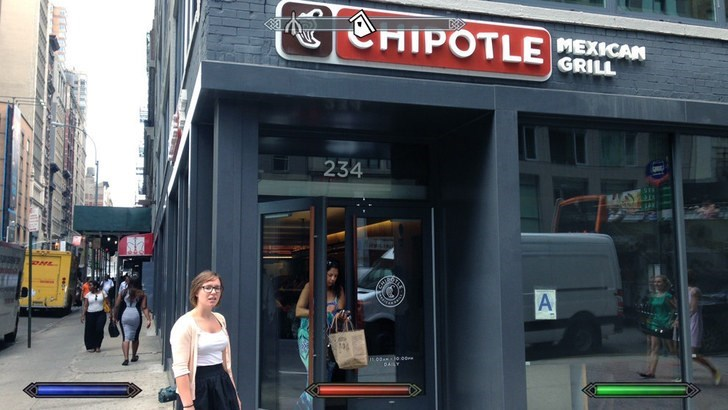 Building - CHIPOTLEMEXICAN GRILL 234 TE A DAY