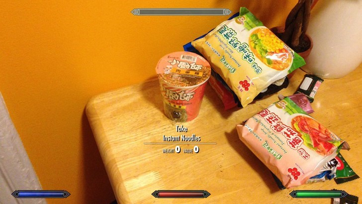 Food - E Tuke Instant Noodles 0 WEIGH YALUE ww