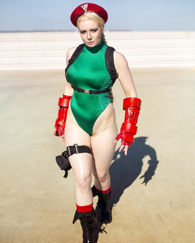 cosplay,cammy