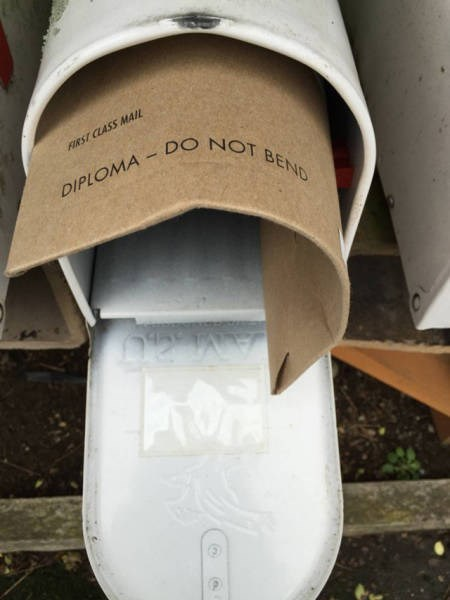 Footwear - FORST CLASS MAIL DIPLOMA- DO NOT BEND