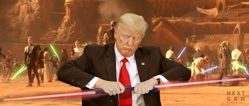 trump - Speech - NEXT GEN TUTORIALS