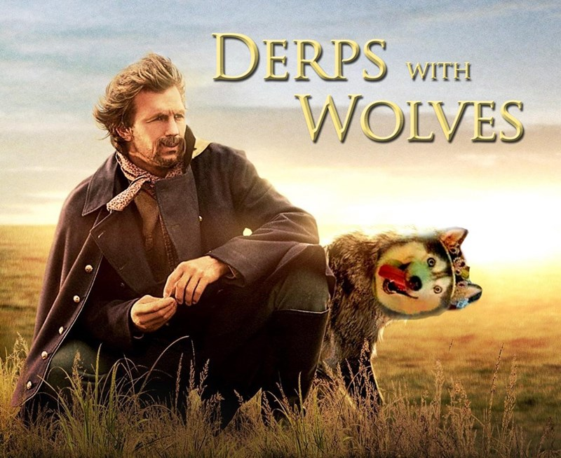 Movie - DERPS WOLVES WITH