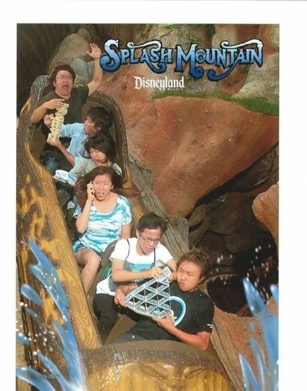 Amusement park - SaluMaNTAN Disneyland SRre