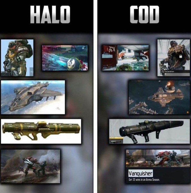 call of duty,halo