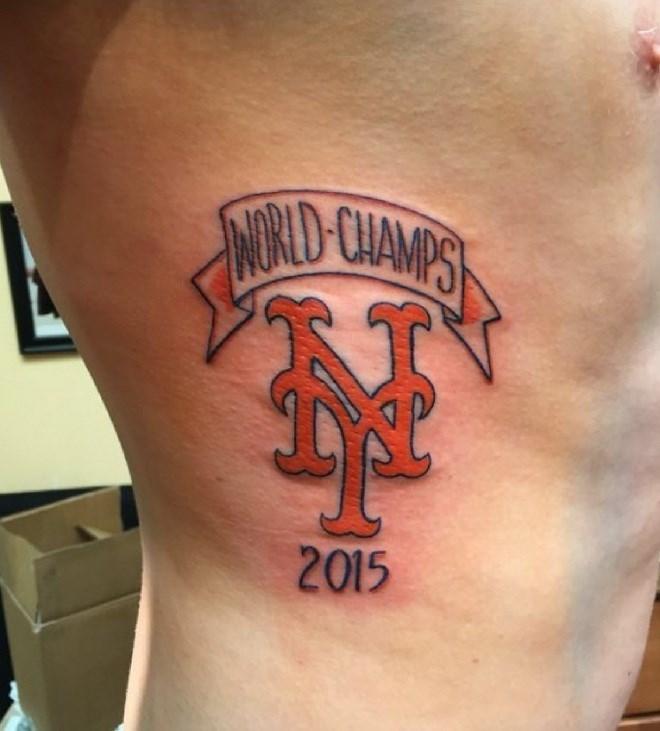Tattoo - CHAMPS 2015