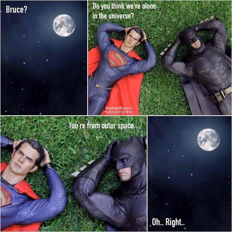 batman,superman