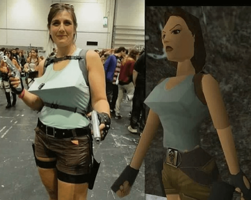 lara croft - 9005614336