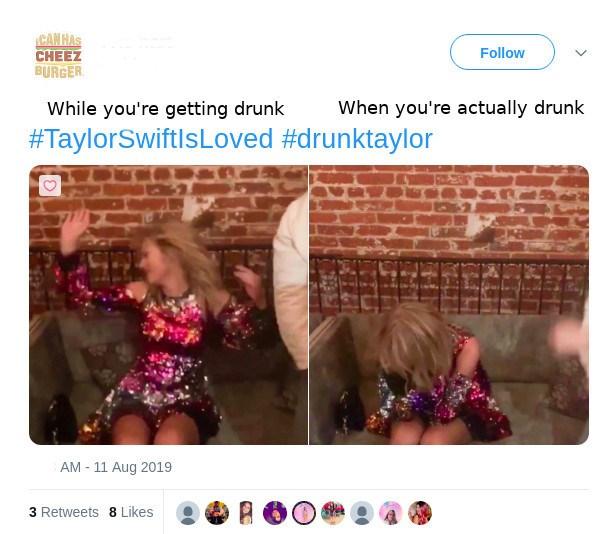 Drunk Taylor Swift Memes