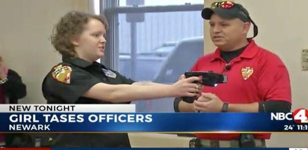 win teen tases cop for bucket list