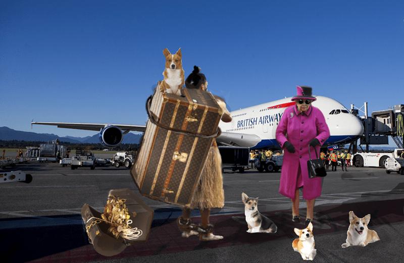 Airplane - BRITISH AIRWAY