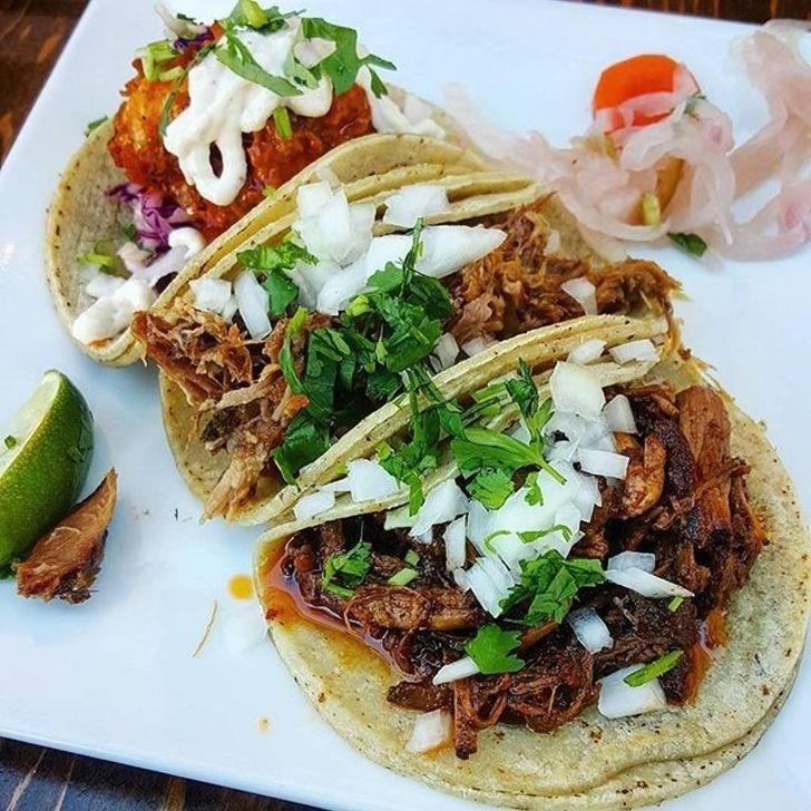 lots of meat on these Taco Tuesday