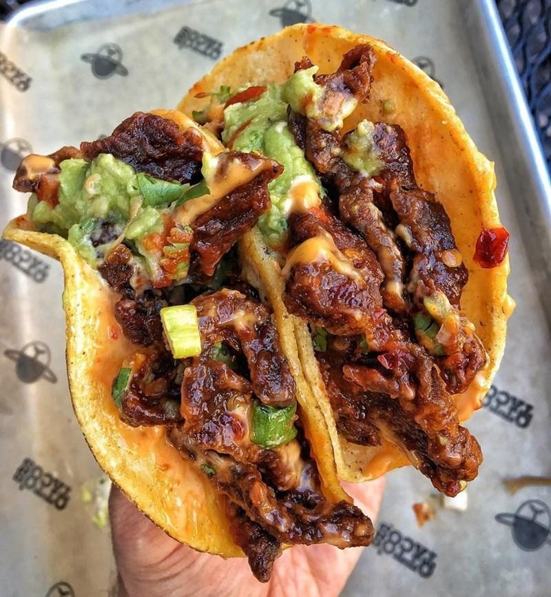 Taco Tuesday con carne