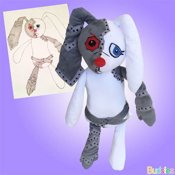 Stuffed toy - Budsies