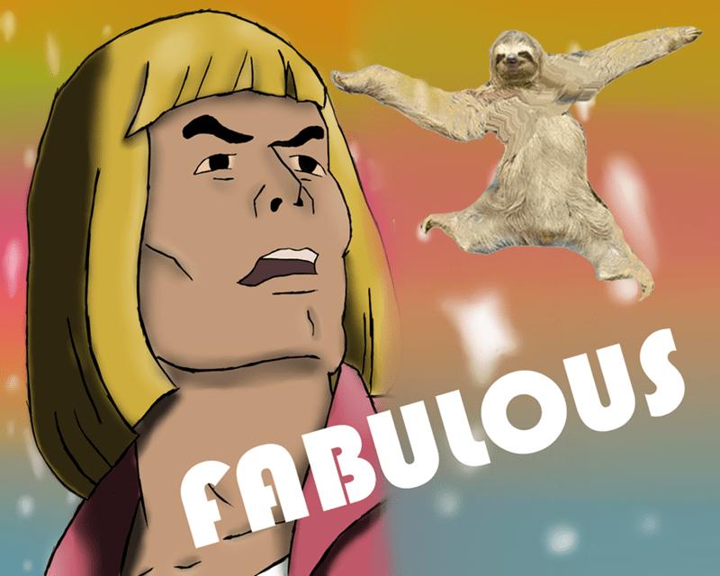 Cartoon - FABULOUS