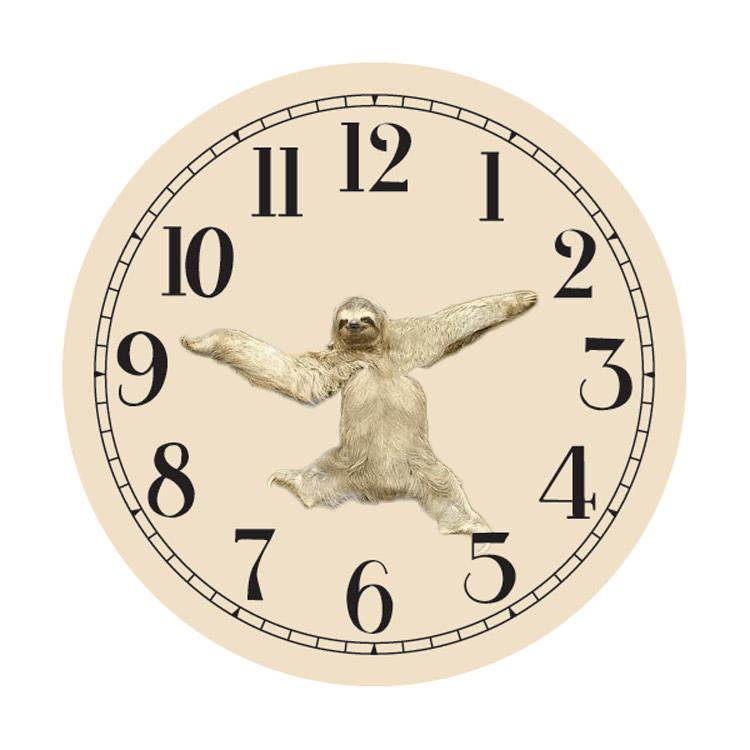 Clock - 1 12 10 2 31 8 4 7 6 5
