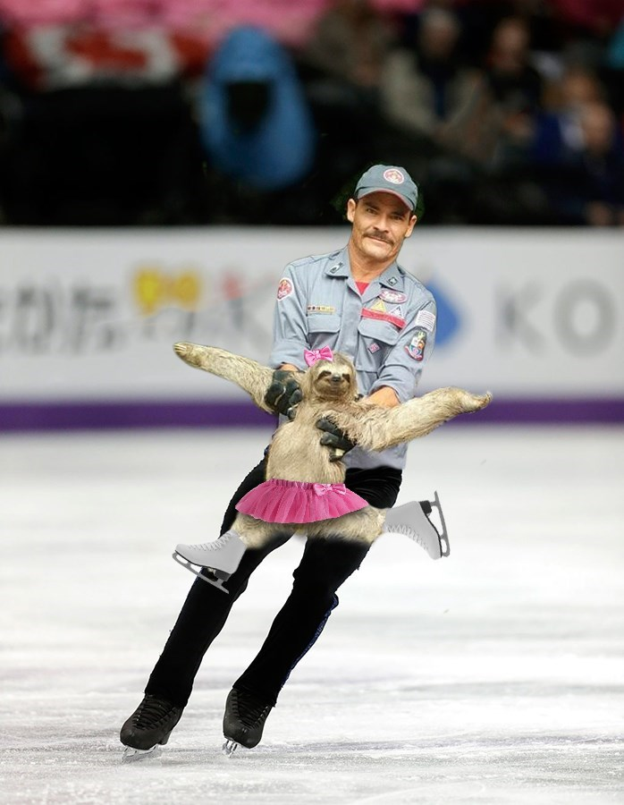 Figure skating - ича ) ко