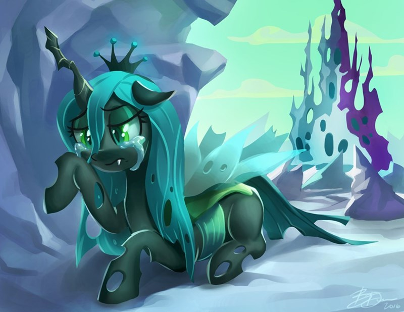 chrysalis to where and back again changelings - 9006946048