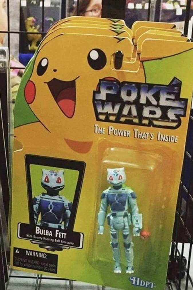Pokémon star wars - 9006953728