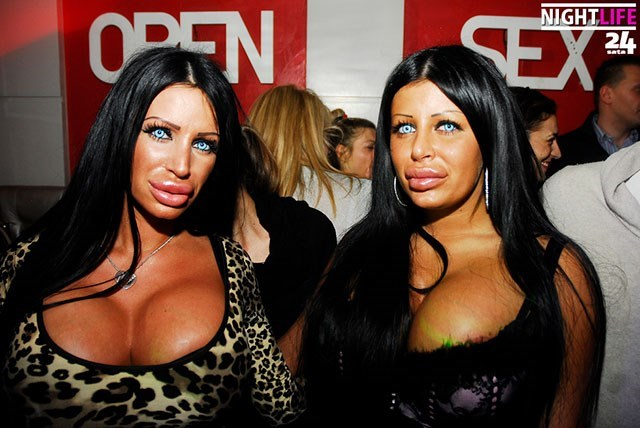 too much plastic surgery - Event - NIGHTLIFE 24 OPEN SEX Sate