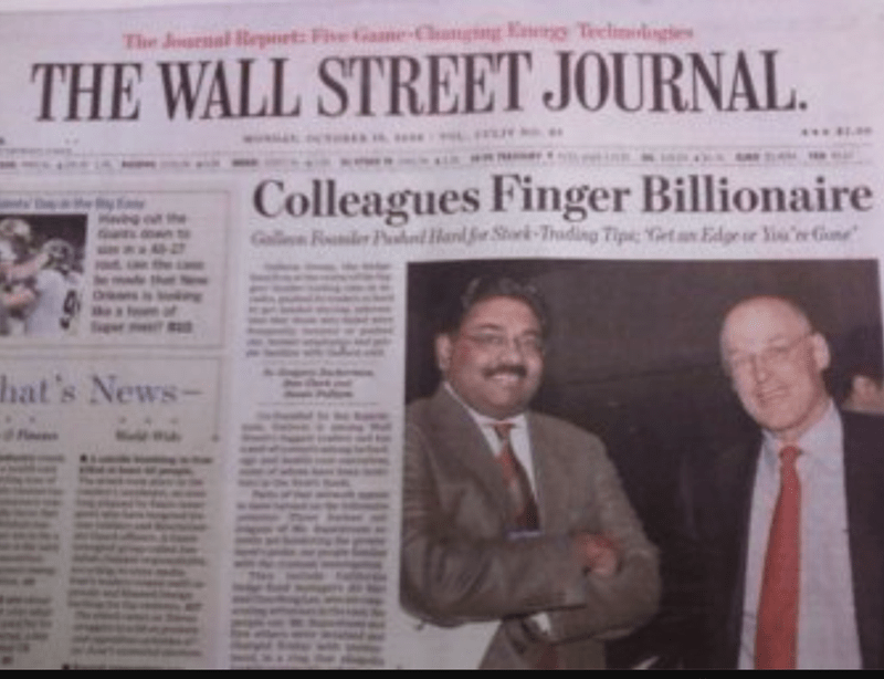 Newspaper - Trelimodogies The Joarnal Beprt: Five Game-Chgng E THE WALL STREET JOURNAL Colleagues Finger Billionaire Gall Roaler Pnt Hardf Sork-Trading Tipe: G Edgee is' Gne hat's News-