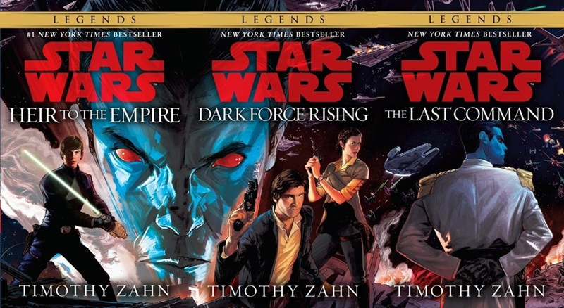 Movie - LEGENDS LEGENDS LEGEN DS NEW YORK TIMES BESTSELLER #1 NEW YORK TIMES BESTSELLER NEW YORK TIMES BESTSELLER ΤΑΡ ΤΤΑΡ7 STAR STAR STAR WARS WARS WARS HEIR TOTHE EMPIRE THE LAST COMMAND DARKFORCERISING ΤΙΜΟΤΗY ΖAΗΝ ΤΙΜΟΤΗY ΖΑΗΝ ΤΙΜΟΤΗΥ ΖΑΗΝ