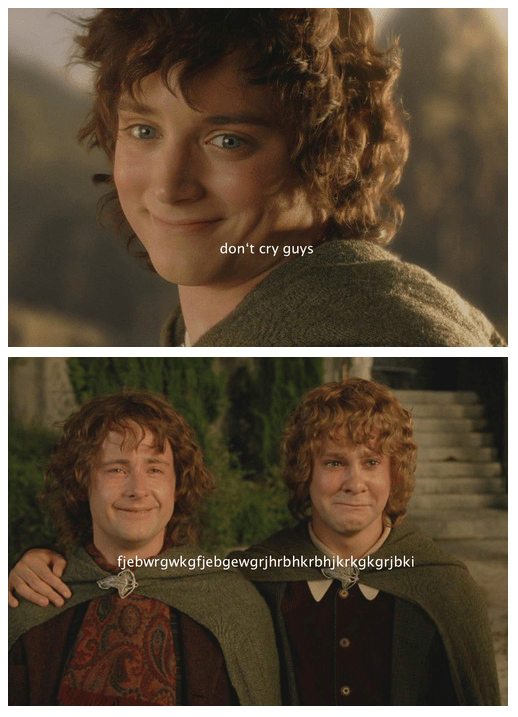 the lord of the rings in 50 memes memebase funny memes