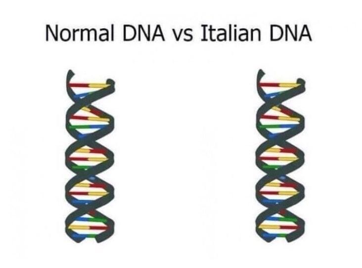 anti meme about human dna