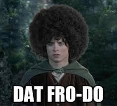 Hair - DAT FRO-DO