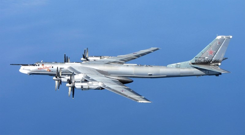 Aircraft - RF-94130+ вВС РОссиИ/ ahias behanin