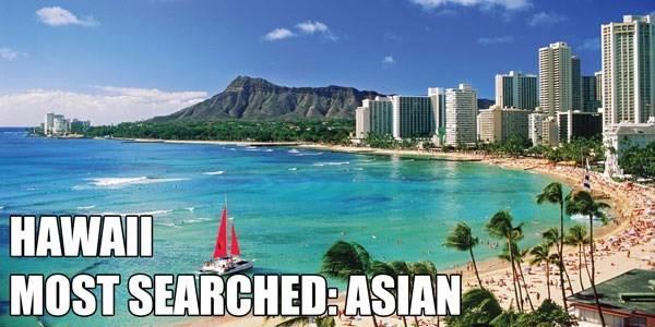 Most Searched Porn Term - Natural landscape - HAWAII MOST SEARCHED ASIAN