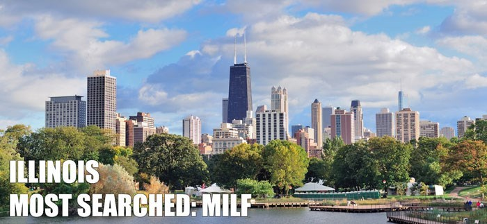 Most Searched Porn Term - City - ILLINOIS MOST SEARCHED MILF ww