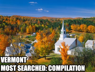 Most Searched Porn Term - Natural landscape - VERMONT MOST SEARCHED:COMPILATION