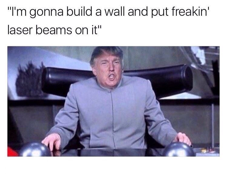 donald trump austin powers - 9009199872