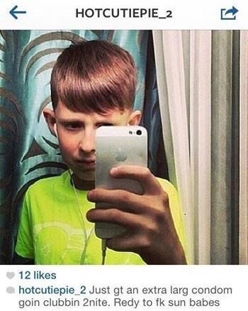Selfie - HOTCUTIEPIE 2 12 likes hotcutiepie 2 Just gt an extra larg condom goin clubbin 2nite. Redy to fk sun babes