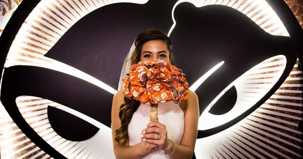 fail taco bell wedding