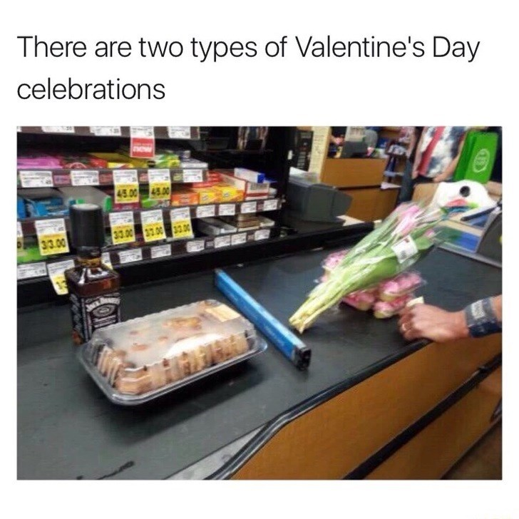Product - There are two types of Valentine's Day celebrations 45.00 45.00 37 00 33 0 33 00 3/3.00