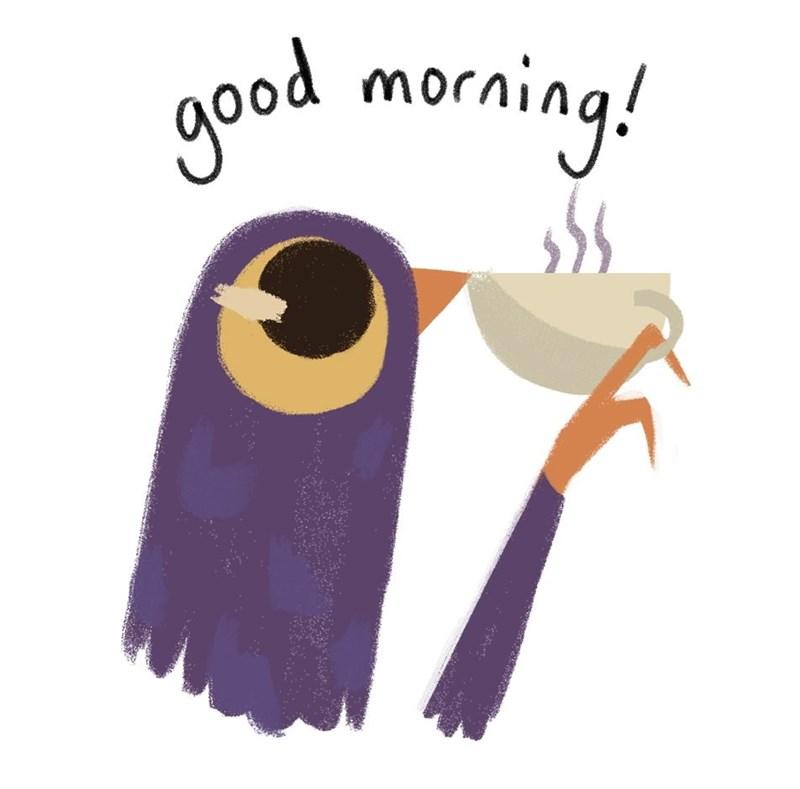Violet - good morning!