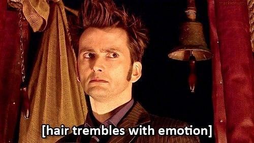 dank meme of emotional hair