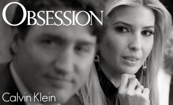 Face - OBSESSION Calvin Klein