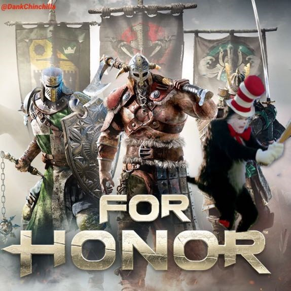 Action-adventure game - @DankChinchill FOR HONOR