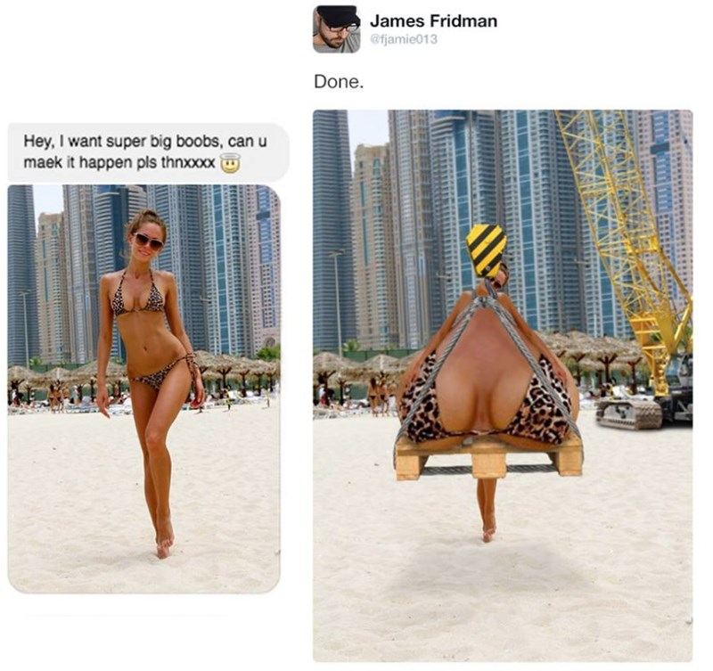 Yellow - James Fridman afjamie013 Done. Hey, I want super big boobs, can u maek it happen pls thnxxoox1