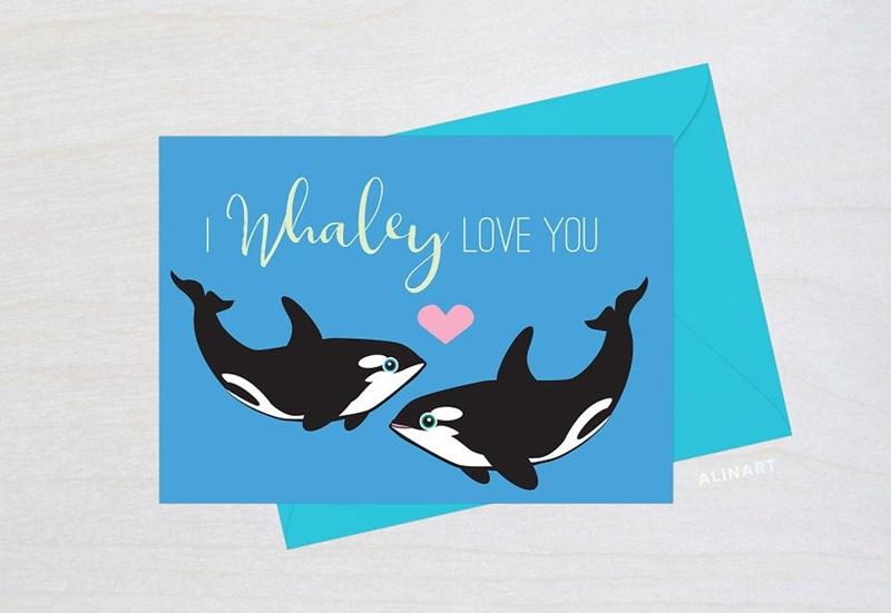 Whale - Nhale LOVE YOU ALINART