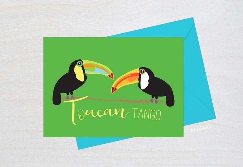 Bird - Toncan TANGO ALINART