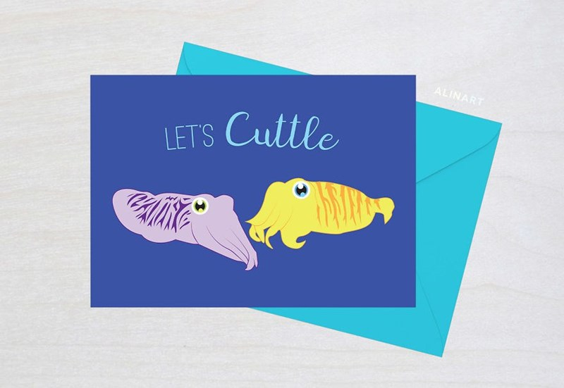 Turquoise - ALINART LETS Cuttle