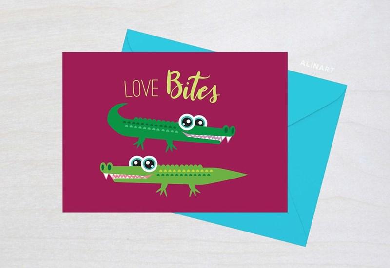 Green - ALINART LOVE Bites