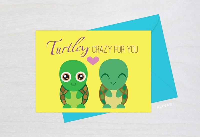 Green - Turtlay CRAZY FOR YOU ALINART