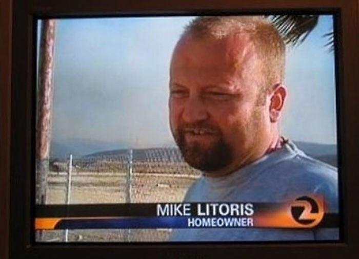 Media - MIKE LITORIS HOMEOWNER