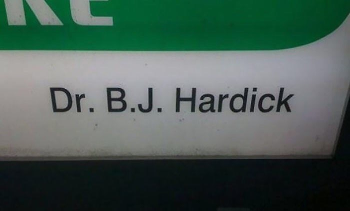 Green - Dr. B.J. Hardick