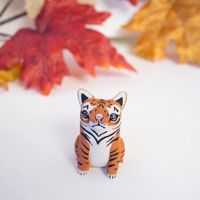 animal sculpture - Leaf