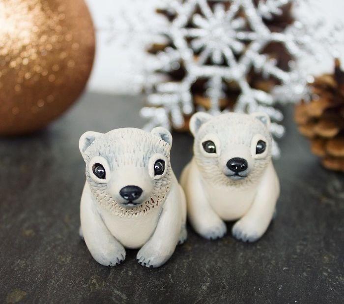 animal sculpture - Bear